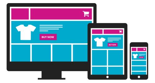 Responsive Web Design for eCommerce Website
