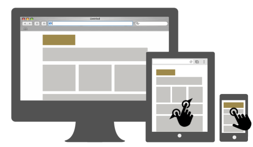 Responsive Web Designs are User Friendly