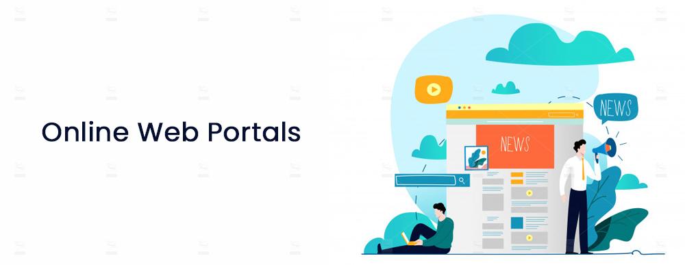 Online-Web-Portals