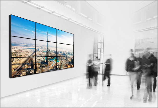 Digital Signage Dubai Video Wall Dubai Dubai Signage RSI Concepts